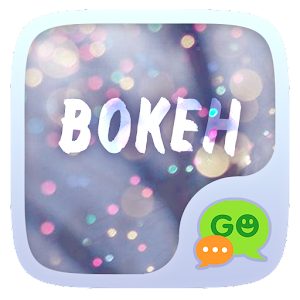 (FREE) GO SMS BOKEH THEME For PC (Windows & MAC)