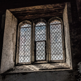 light through window by Vibeke Friis - Buildings & Architecture Architectural Detail ( window from inside,  )