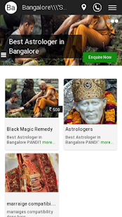 Bangalore\\\'S Best Astrolo - screenshot
