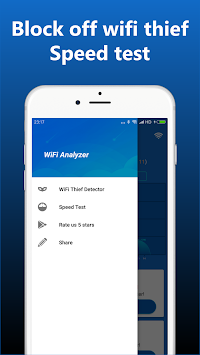 WiFi Analyzer - Network Analyzer APK screenshot thumbnail 6