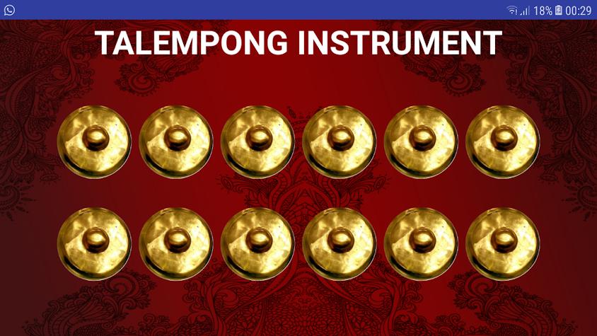 Talempong Screenshot