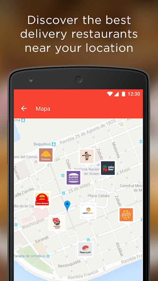PedidosYa - Food Delivery Screenshot 6