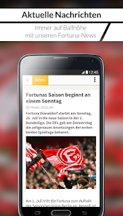 RP - Fortuna für Fans News - screenshot