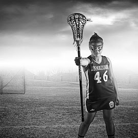 Gabri by Angie Brinkerhoff - Sports & Fitness Lacrosse