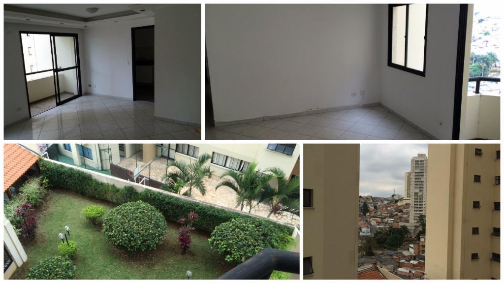 Apto 2 Dorm, Vila Rosália, Guarulhos (AP3692)