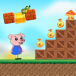 Papa World Pig Jungle Adventure For PC (Windows & MAC)