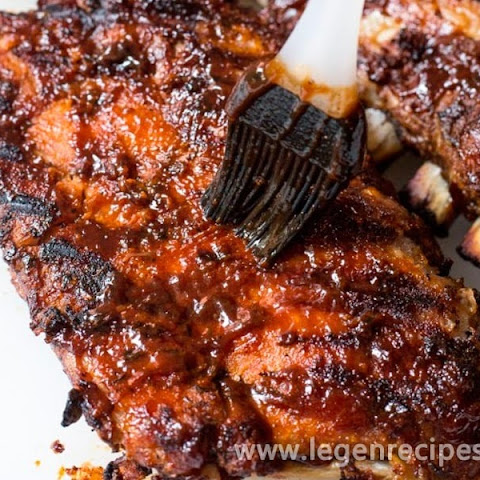 Dr Pepper Baby Back Ribs