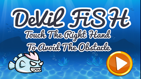 Devil Fish - screenshot