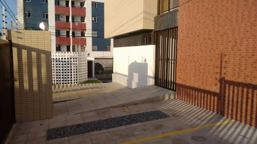 Apartamento residencial à venda, Jardim 13 de Maio, João Pessoa.