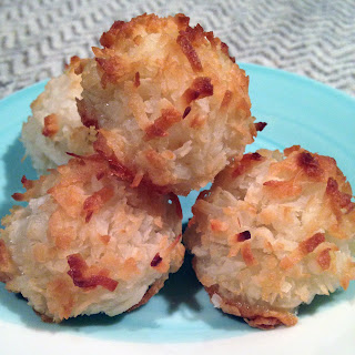 Coconut Macaroons With Cream Cheese Recipes