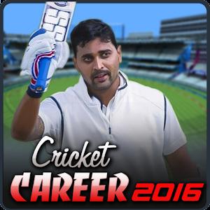 Cover art Cricket Career 2016