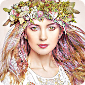 Picas - Free Art Photo Filter APK Icon