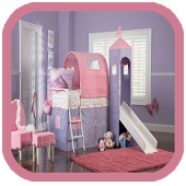 Castle themed Bedroom Design New APK for Bluestacks