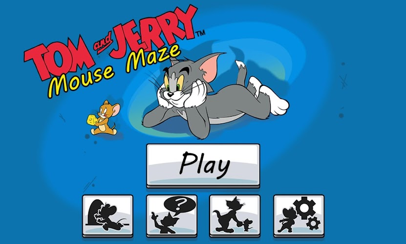Tom & Jerry: Mouse Maze FREE Android App Screenshot