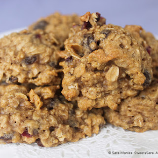 Cranberry Raisin Cookies Recipes