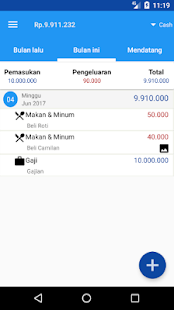 App Dompet Manager apk for kindle fire