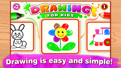 Drawing for Kids & Toddlers!