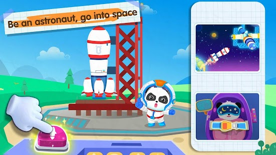 Baby Panda's Brave Jobs