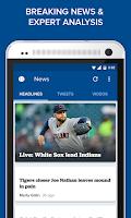 Screenshot of CBS Sports