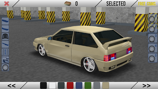 Game Russian Cars: 8 in City APK for Kindle