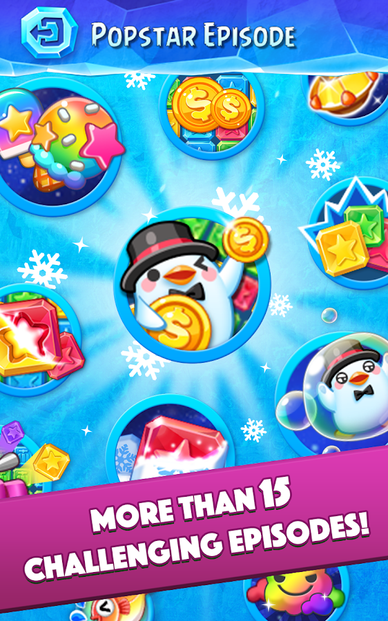PopStar Ice Screenshot 2