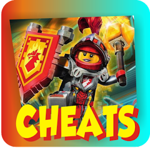 Cheats Lego Nexo Knights - screenshot