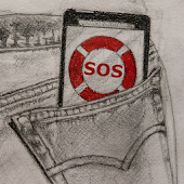 Pocket SOS Icon