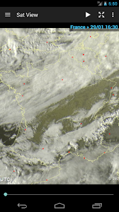 Sat View - screenshot