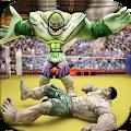 Incredible Monster Superheroes Ring Battle APK for Bluestacks