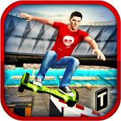 Game Hoverboard Stunts Hero 2016 APK for Kindle