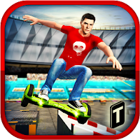 Hoverboard Stunts Hero 2016 For PC (Windows And Mac)