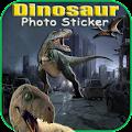 App Dinosaur Photo Sticker apk for kindle fire