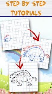 Drawing Animals - Tutorial - screenshot