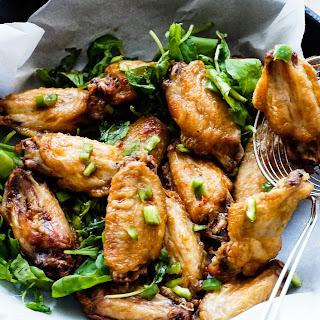 Mirin Fried Chicken Wings Recipes