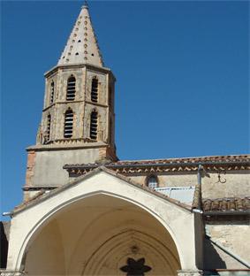 photo de Eglise à Auvezines