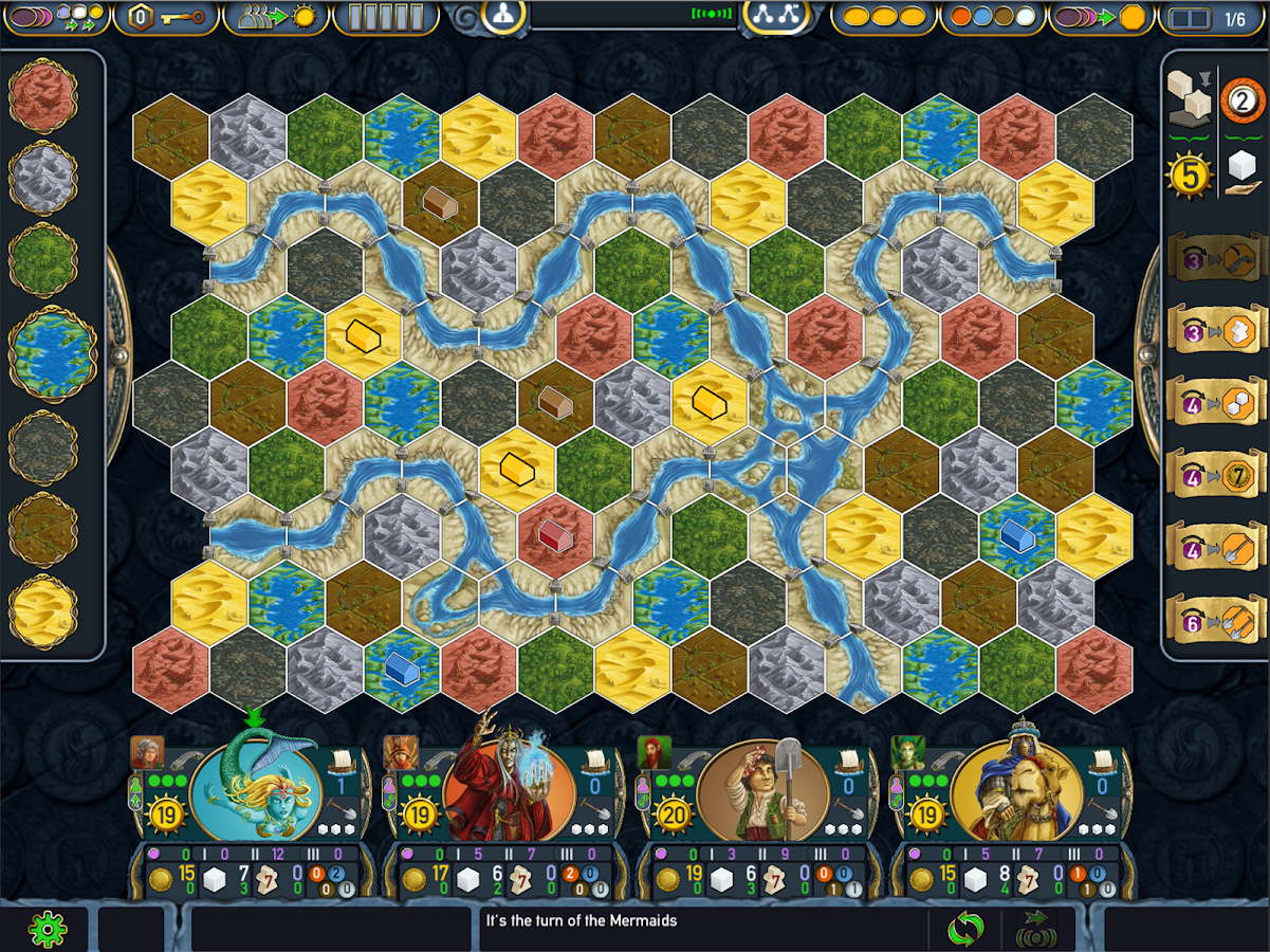 Terra Mystica Screenshot 8