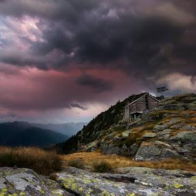by Sabina Lombardo-Salmina - Landscapes Cloud Formations (  )