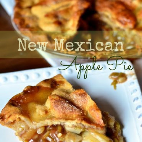 New Mexican Apple Pie