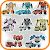 Super Tobot Puzzle Tile Adventure file APK for Gaming PC/PS3/PS4 Smart TV