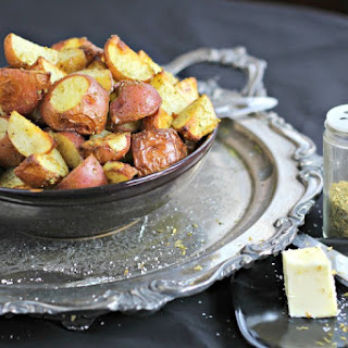 Roasted Rosemary & Thyme Red Potatoes