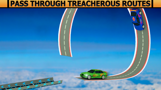 Game Amazing Car Racing Real Stunt APK for Kindle