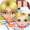 Chef Mommy & Baby: Doctor Game 1.4 Apk
