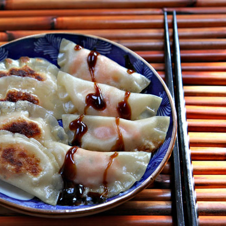 Sweet Potato And Apple Potstickers Recipes — Dishmaps