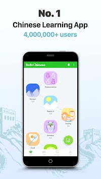 Learn Chinese - HelloChinese APK screenshot thumbnail 1