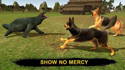 Komodo Dragon Simulator 2016 - screenshot