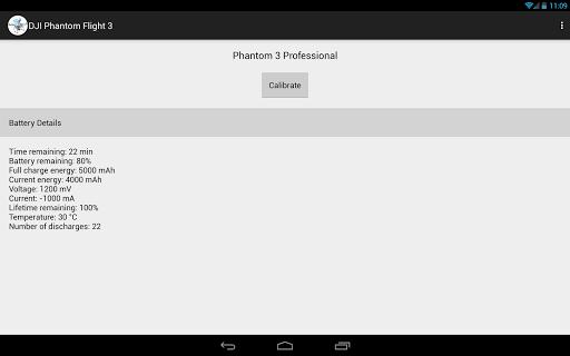 DJI Phantom Flight (v3) - screenshot