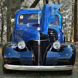 Beautiful Classic by Monroe Phillips - Transportation Automobiles