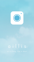 Screenshot of ​aillis (formerly LINE camera)