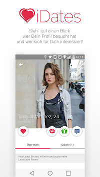 IDates - Chat, Flirt & Dating By Boranu Online B.V APK screenshot thumbnail 6