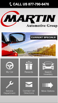Martin Automotive Group APK
